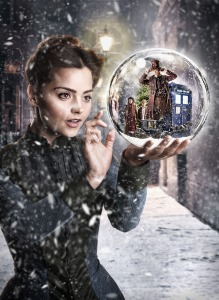 Jenna-Louise Coleman BBC/Adrian Rogers
