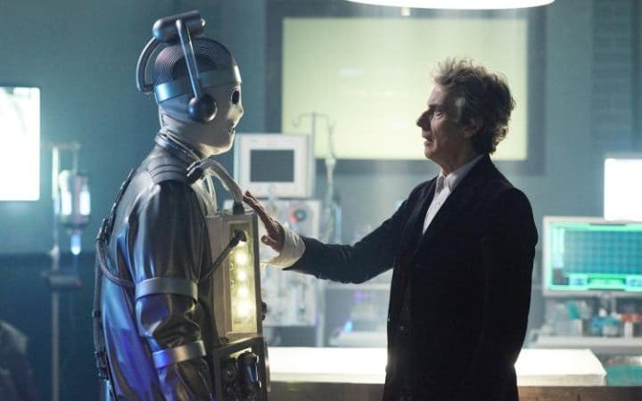 The Doctor and Cyberbill
